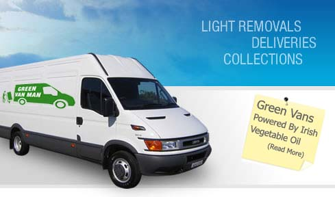 Light removals, Deliveries, Collections